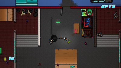 Hotline Miami 2. 2-7 No Mercy