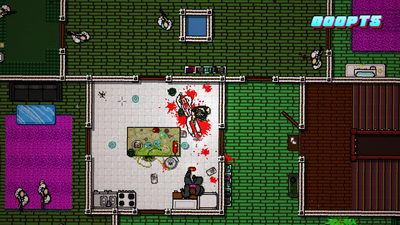 Hotline Miami 2. 4-15 Withdrawal