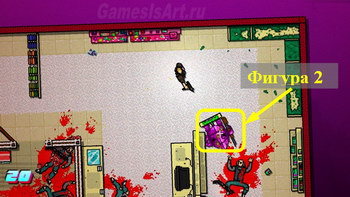 Hotline Miami 2. ЯДЕРНЫЕ ОТХОДЫ