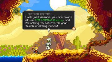 Iconoclasts. Chemico Camp