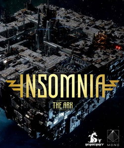 Insomnia: The Ark (обложка)