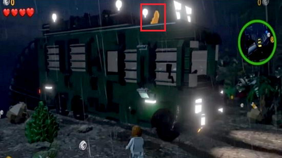 Lego Jurassic World. ДНК 7