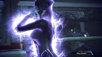 Mass Effect. Бенезия