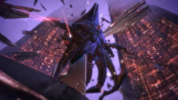 Mass Effect. Босс: Сарен Властелин