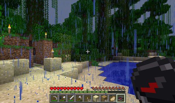 Зачем в Minecraft компас?