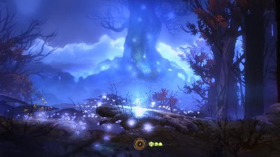 Ori and the Blind Forest. Пролог