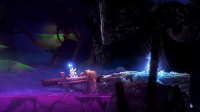 Ori and the Blind Forest. Убежище Гумо