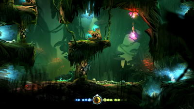 Ori and the Blind Forest. Древо гинзо