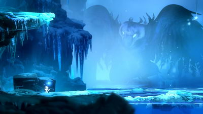 Ori and the Blind Forest. Долина Ветра