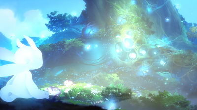 Ori and the Blind Forest. Финал