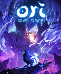 Ori and the Will of the Wisps (обложка)