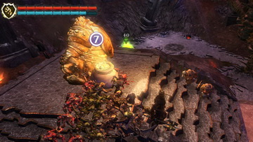 Overlord: Rising Hell. Golden Abyss