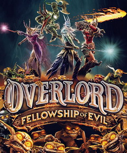 Overlord: Fellowship of Evil (обложка)