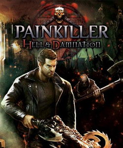 Painkiller: Hell (обложка)