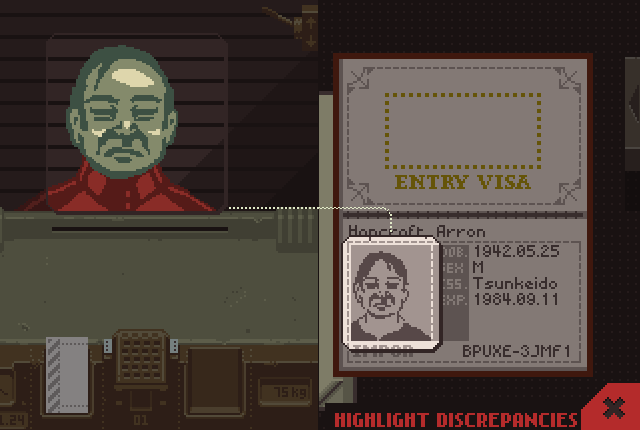 Papers Please игра скачать на русском - фото 10