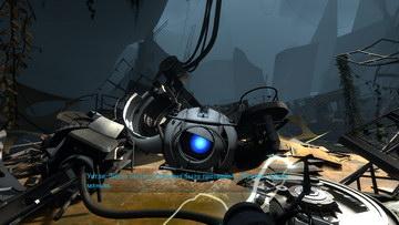 Portal 2. Комната ГЛаДОС