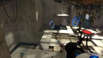 Portal 2. Старое испытание 04