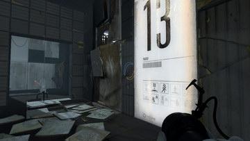 Portal 2. Новое испытание 13