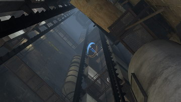 Portal 2. Шахта лифта