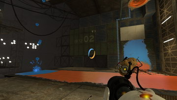 Portal 2. BETA 02