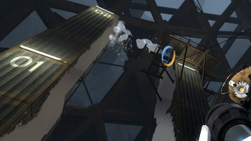 Portal 2. GAMMA 01