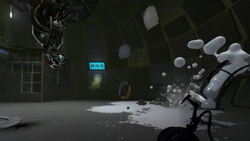 Portal 2. Босс: Уитли
