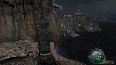 Resident Evil 4. Ada the Spy 1