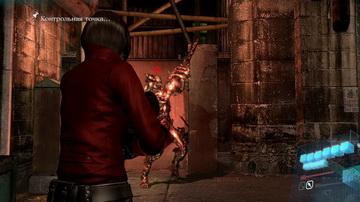 resident evil 6 как победить босса ада