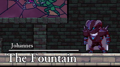 Rogue Legacy Fountain