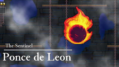 Rogue Legacy Leon