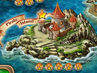 Пиратский остров прохождение