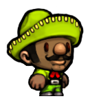 Spelunky Lime