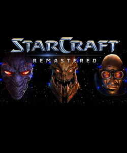 StarCraft Cover Art