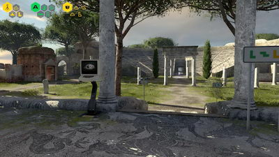 The Talos Principle. Мир A2