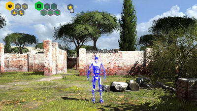 The Talos Principle. Мир A4