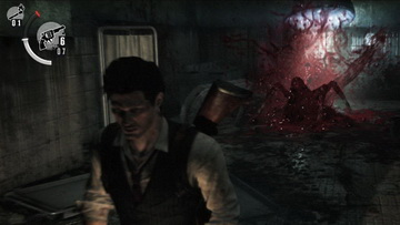 The Evil Within. 4 — Пациент
