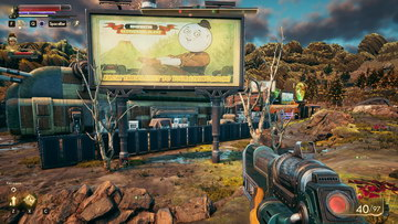 The Outer Worlds. Электростанция