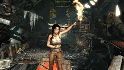 Tomb Raider (2013). Логово падальщиков