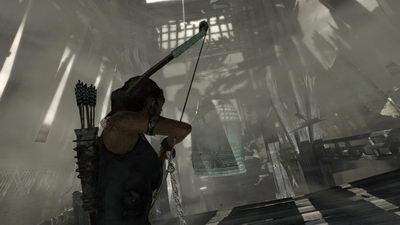 Tomb Raider (2013). Горный монастырь
