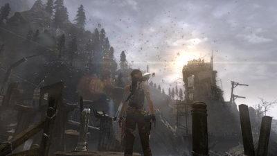 Tomb Raider (2013). Берег печали. Часть 2