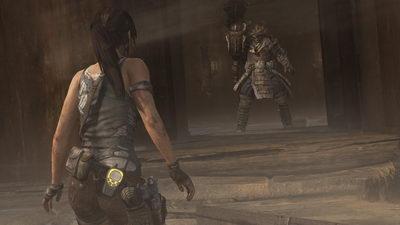 Tomb Raider (2013). Цитадель