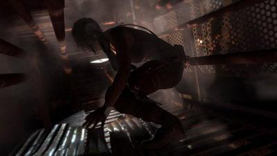 Tomb Raider (2013). Горная база