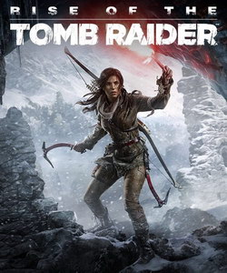 Rise of the Tomb Raider (обложка)