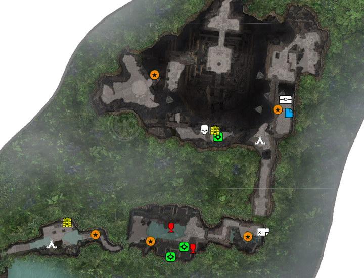 Tomb Raider 2018. Карта: Древняя Косумель
