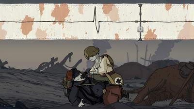 Valiant Hearts. Глава 2. 2