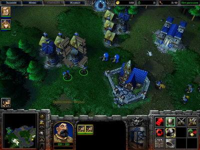 WarCraft 3. Культ проклятых
