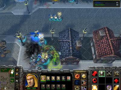 WarCraft 3. Очищение Стратхольма