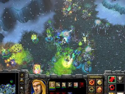 WarCraft 3. Фростморн