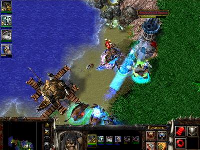Скачать Карту Терамор Warcraft 3 - фото 4