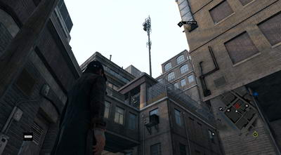 Watch Dogs. Вышки ctOS